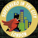 Super Hero in the City