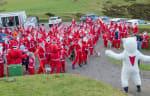 Clwydians Santa 5K Dash