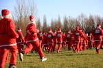 Two Counties Jingle Bell Runs