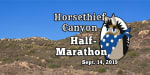 Horsethief Canyon Trail Half Marathon