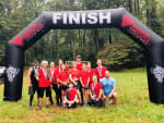 Halloween-themed Dragon Obstacle Course Race