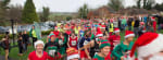 The Christmas Pudding Dash