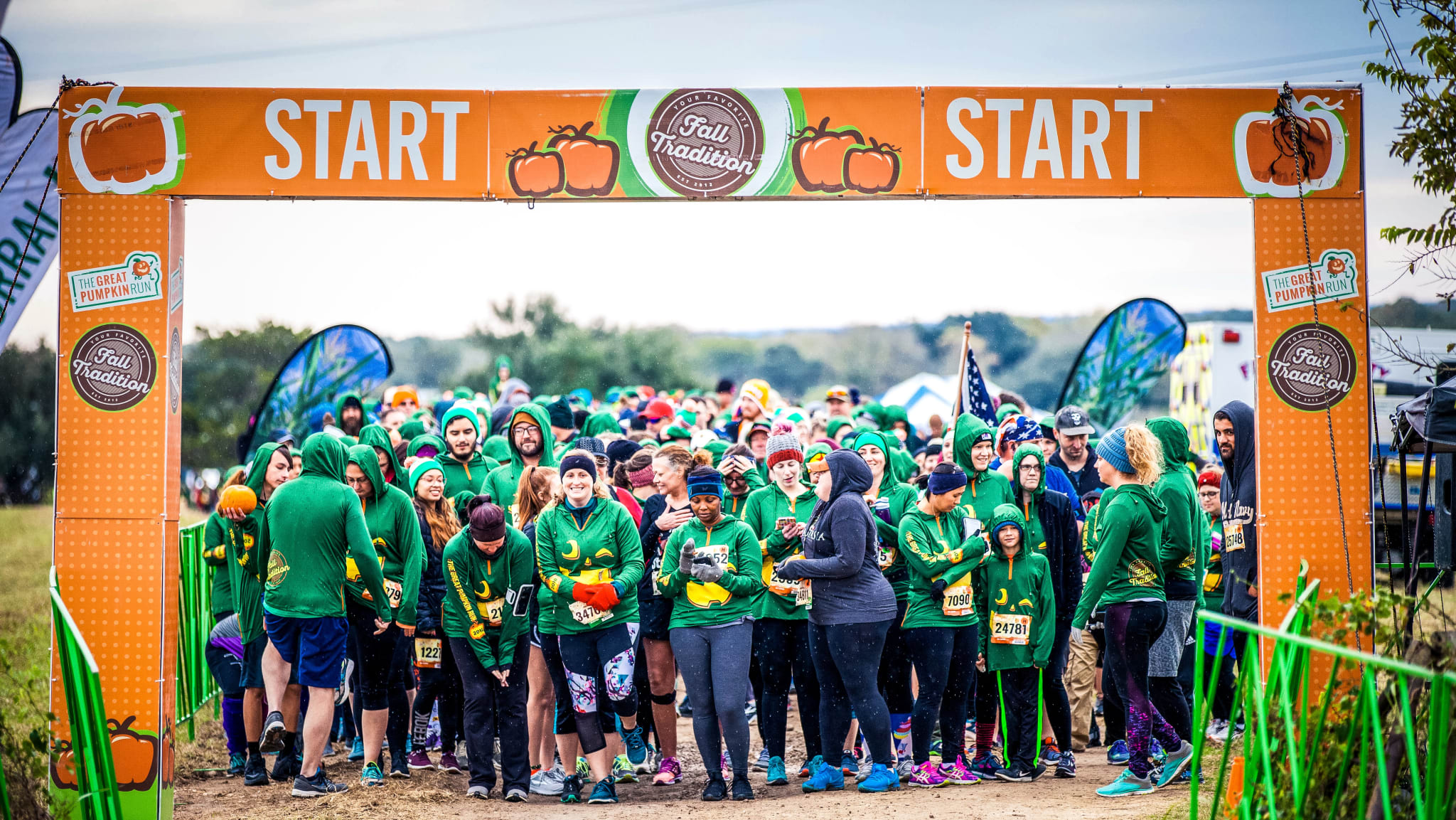 the great pumpkin run 2020