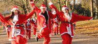 Santa Runs