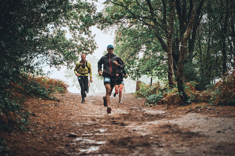Trail runs