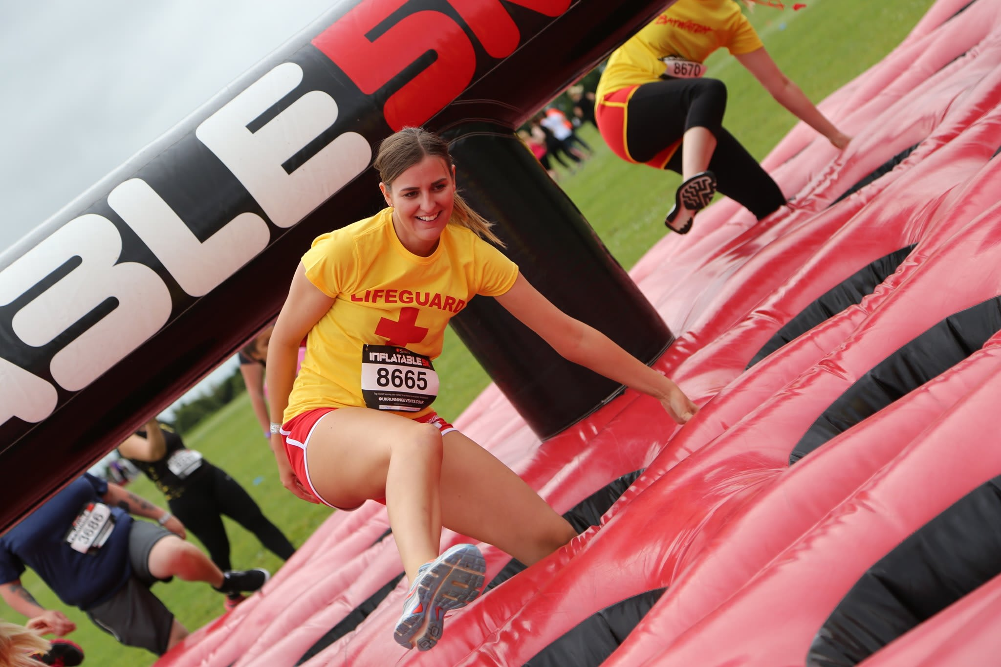 Inflatable 5k - Derby