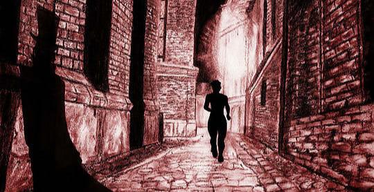 Jack the Ripper Running Tour (Walk / Jog)