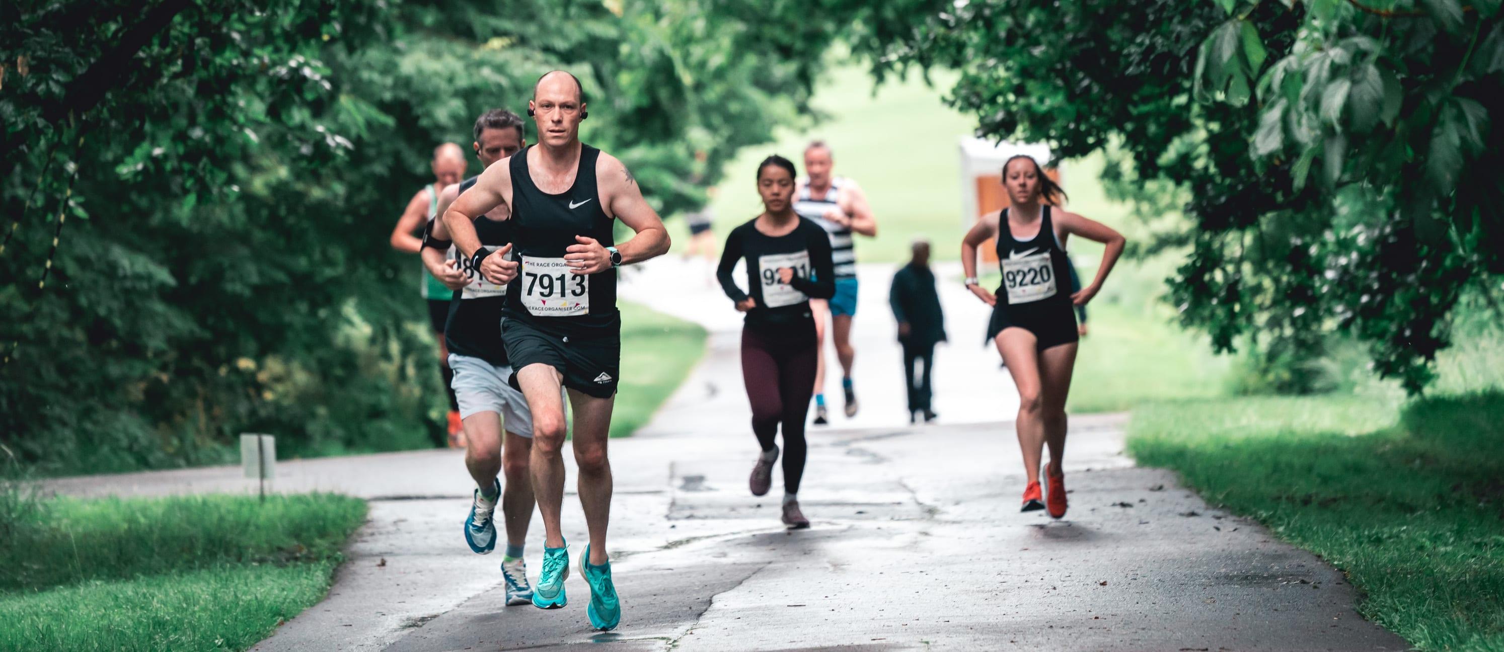 The Regent's Park Half Marathon (Intermediate)