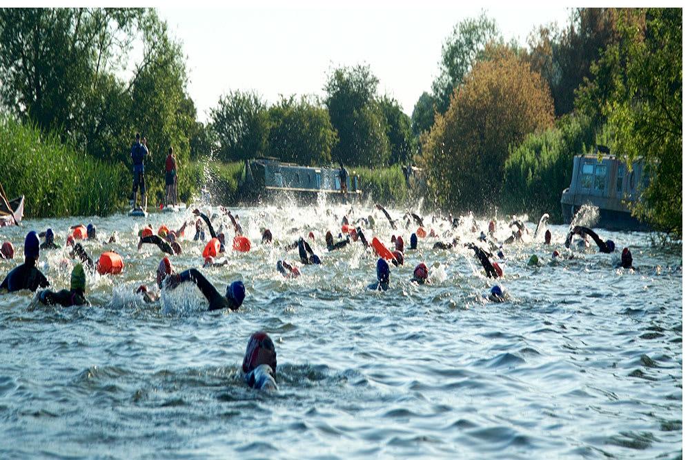 Oxford Classic Mile Swim