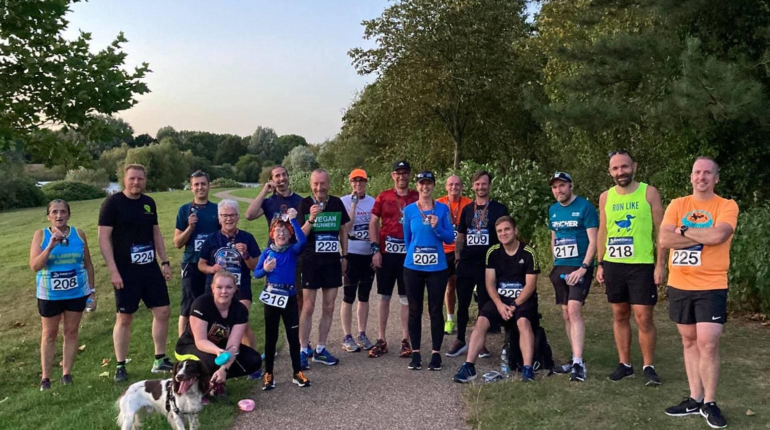 The Mallard Marathons