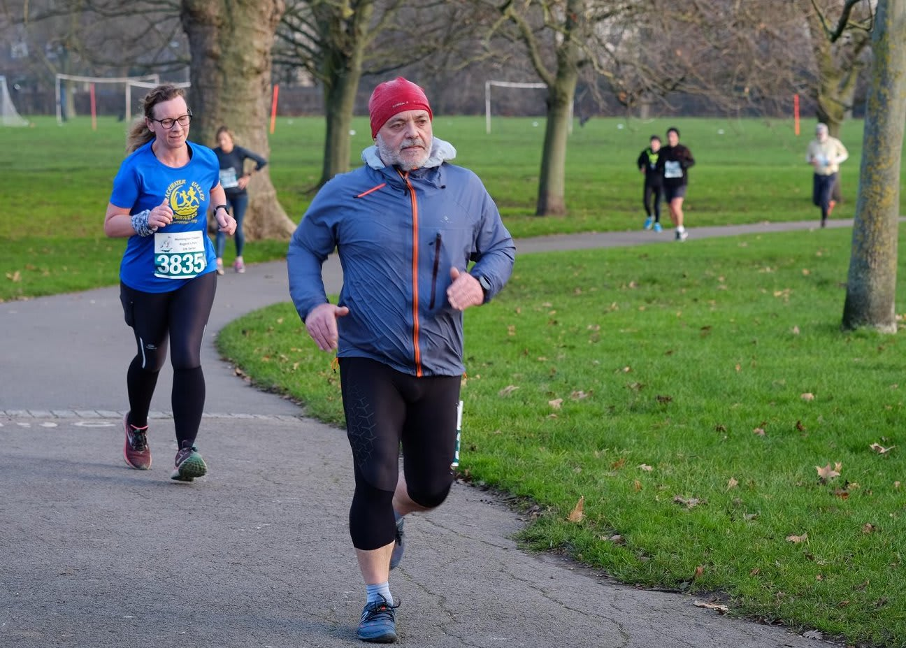 The Regent's Park 10k Winter Series by The Mornington Chasers - March