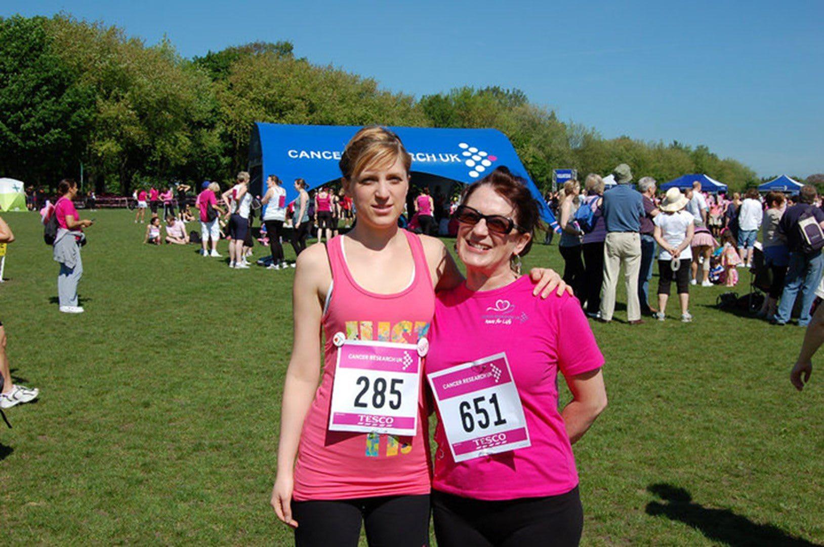 Race for Life 5K & 10K – London Blackheath