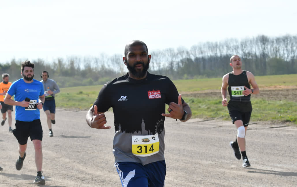 Leicestershire Half Marathon