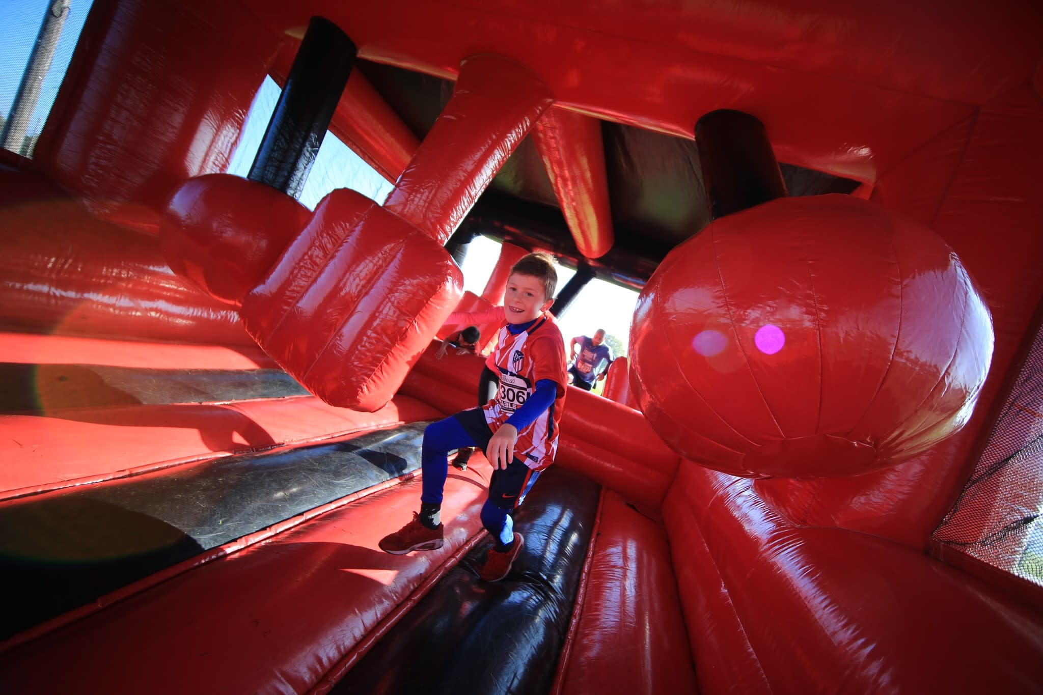 Inflatable 5k - Goodwood/West Sussex