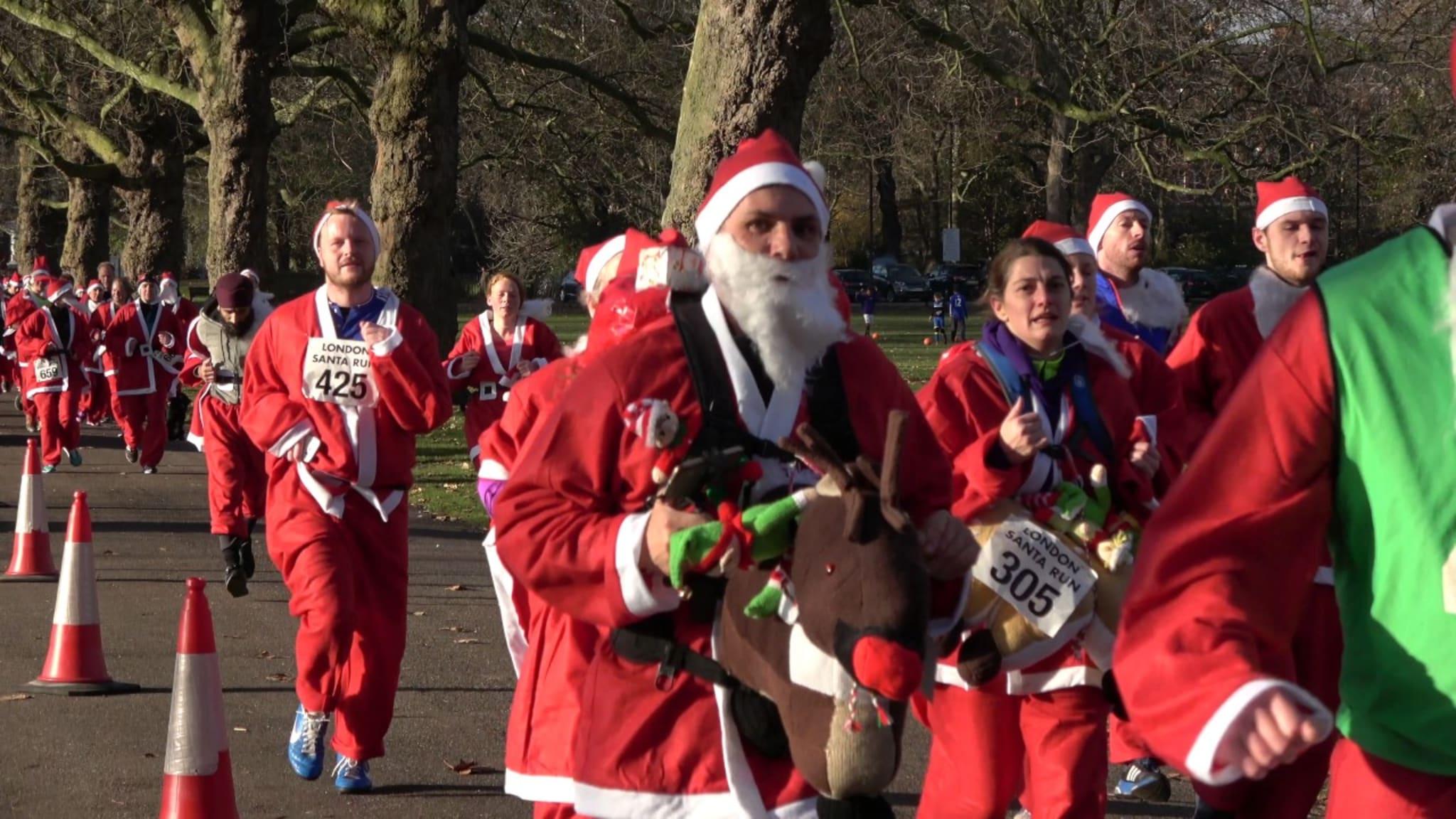 The Richmond Christmas 10k & 5k