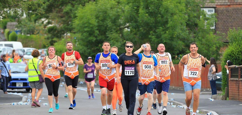 Frome Half Marathon, 5k, 10k & Family Fun Run