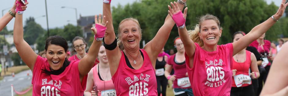Race for Life 5k & 10k – Stevenage