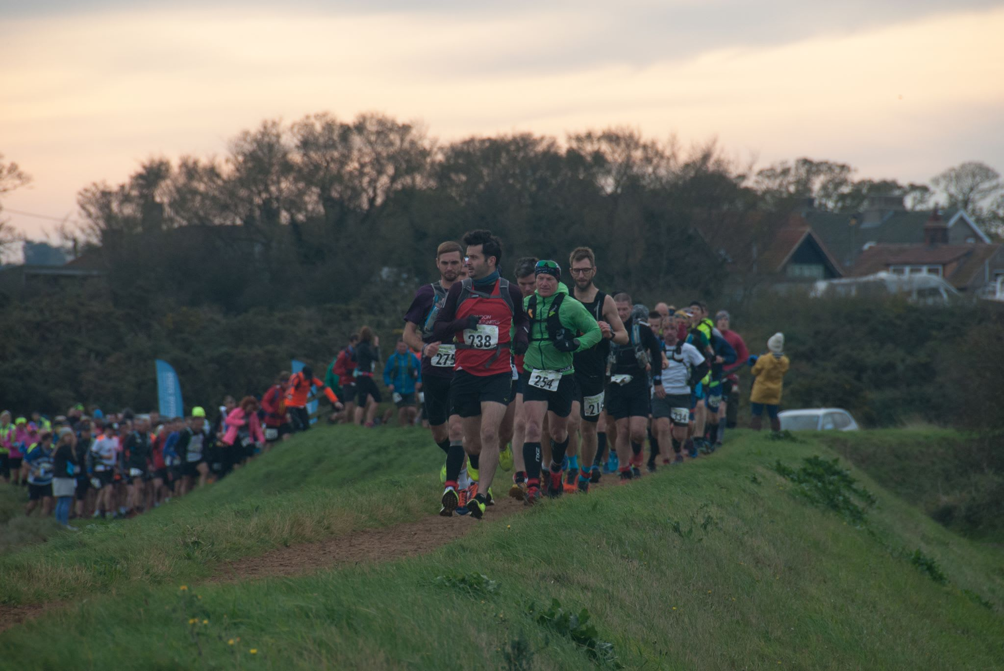 Norfolk Coastal Marathon and Half Marathon