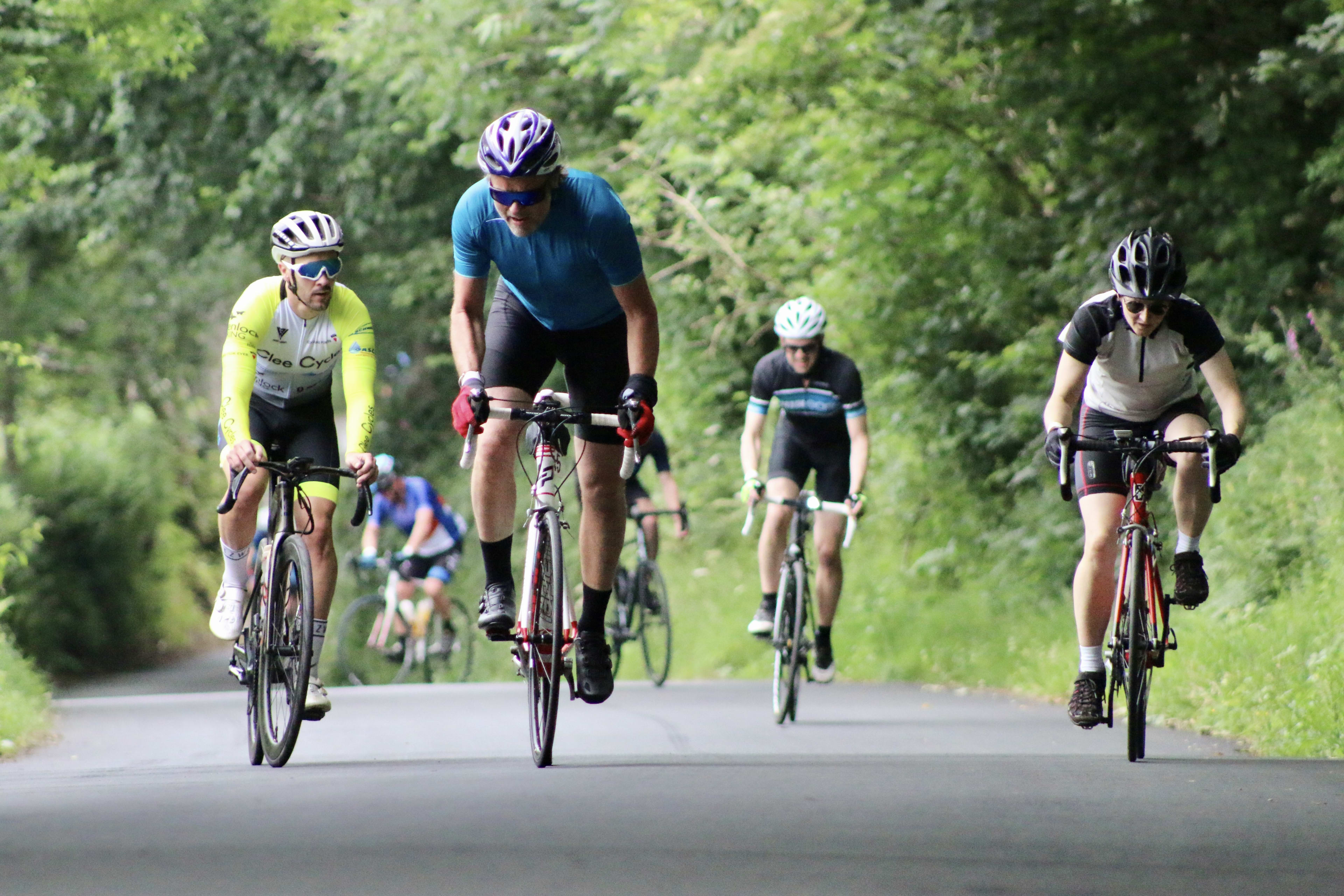 Pedal The Borders
