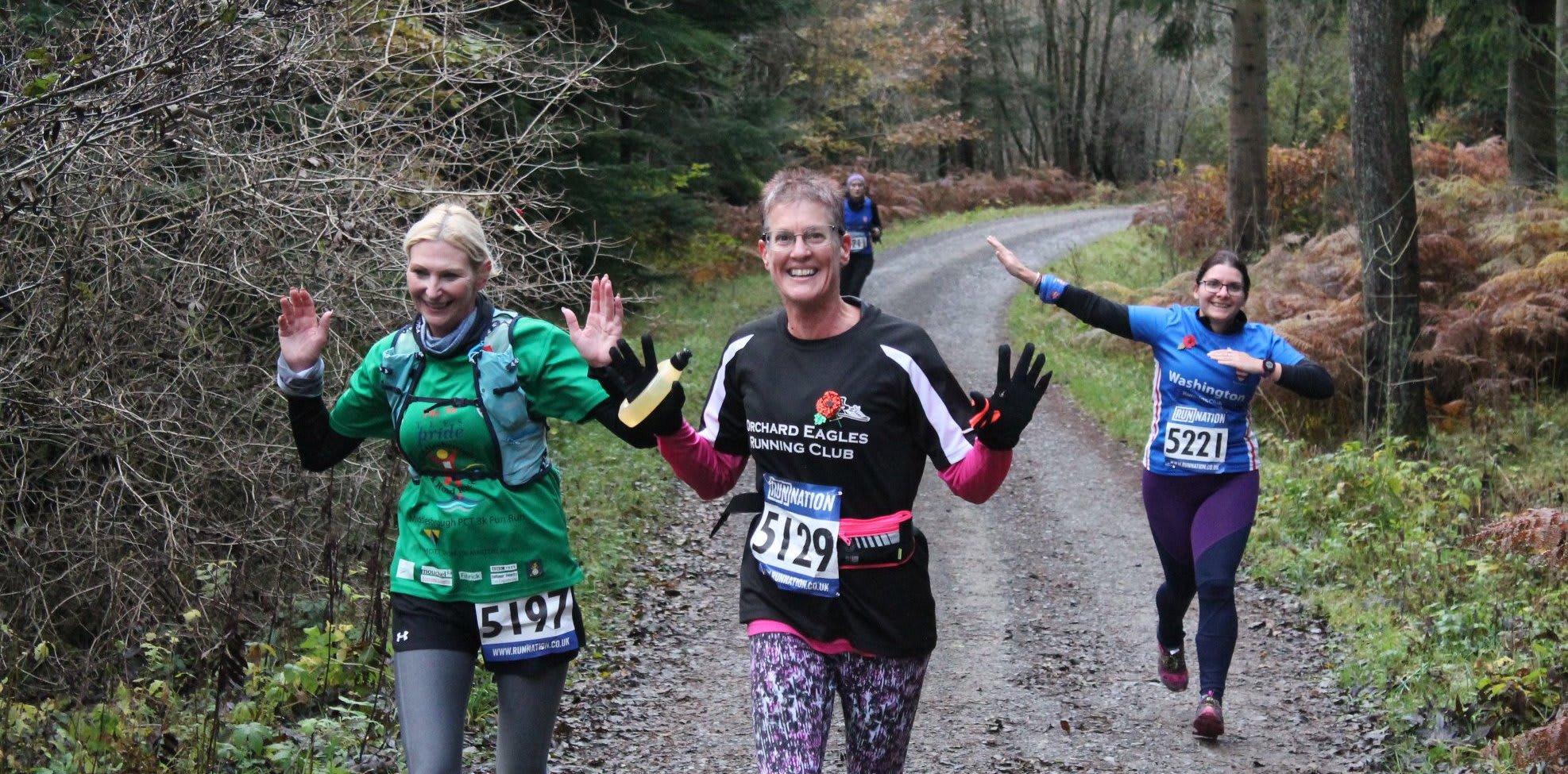 Run Durham Hamsterley - Remembrance 10 Miler & 5 Miler