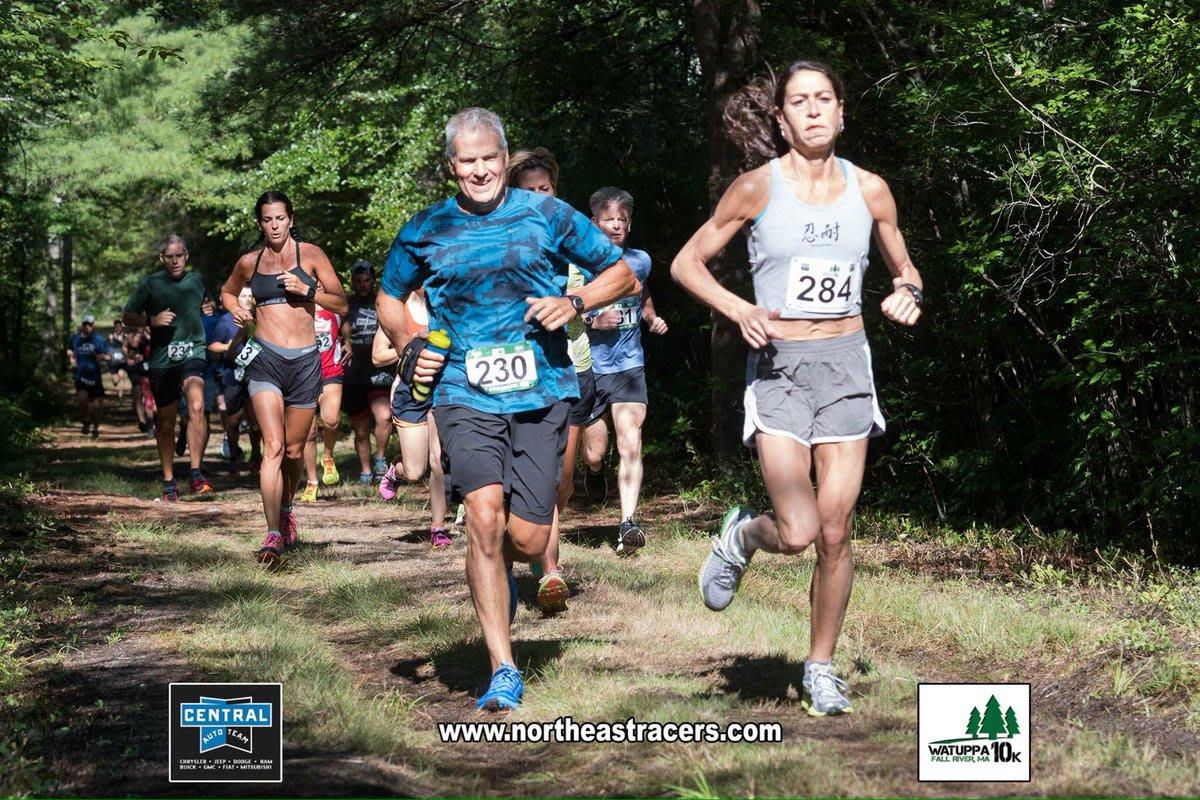 Mayflower Trail Challenge