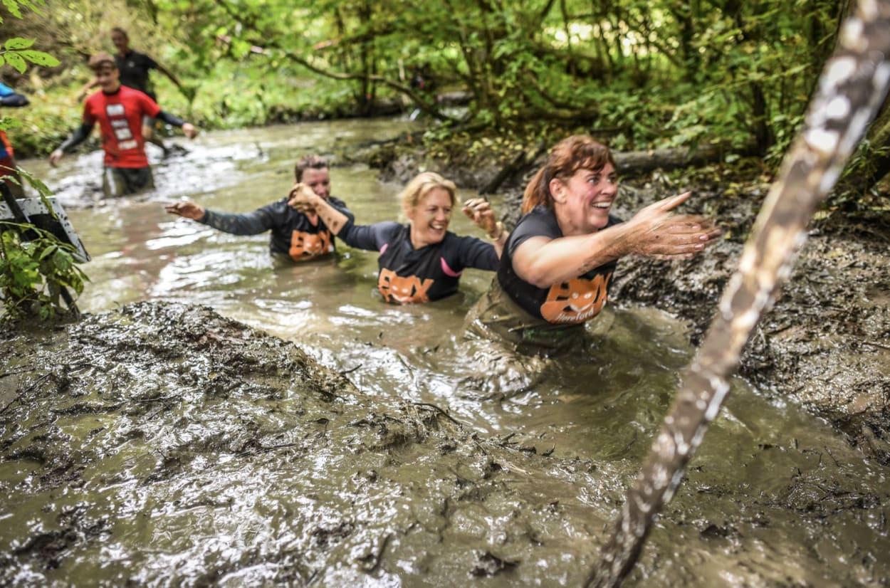 Eastnor Mud Bath