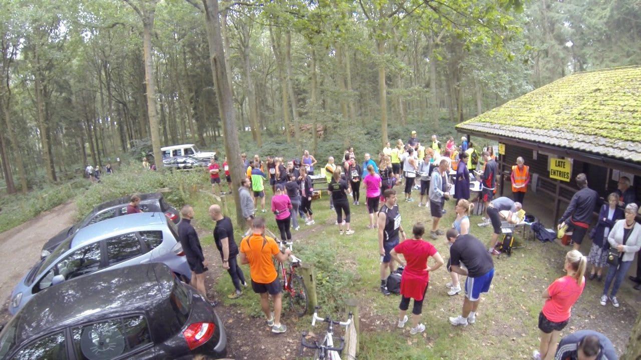 Shoreham Woods 10K Trail Run
