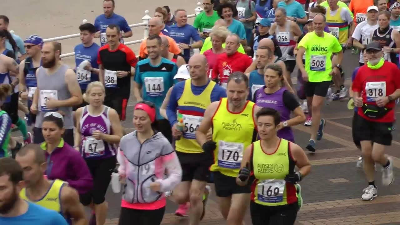 Bridlington Half Marathon