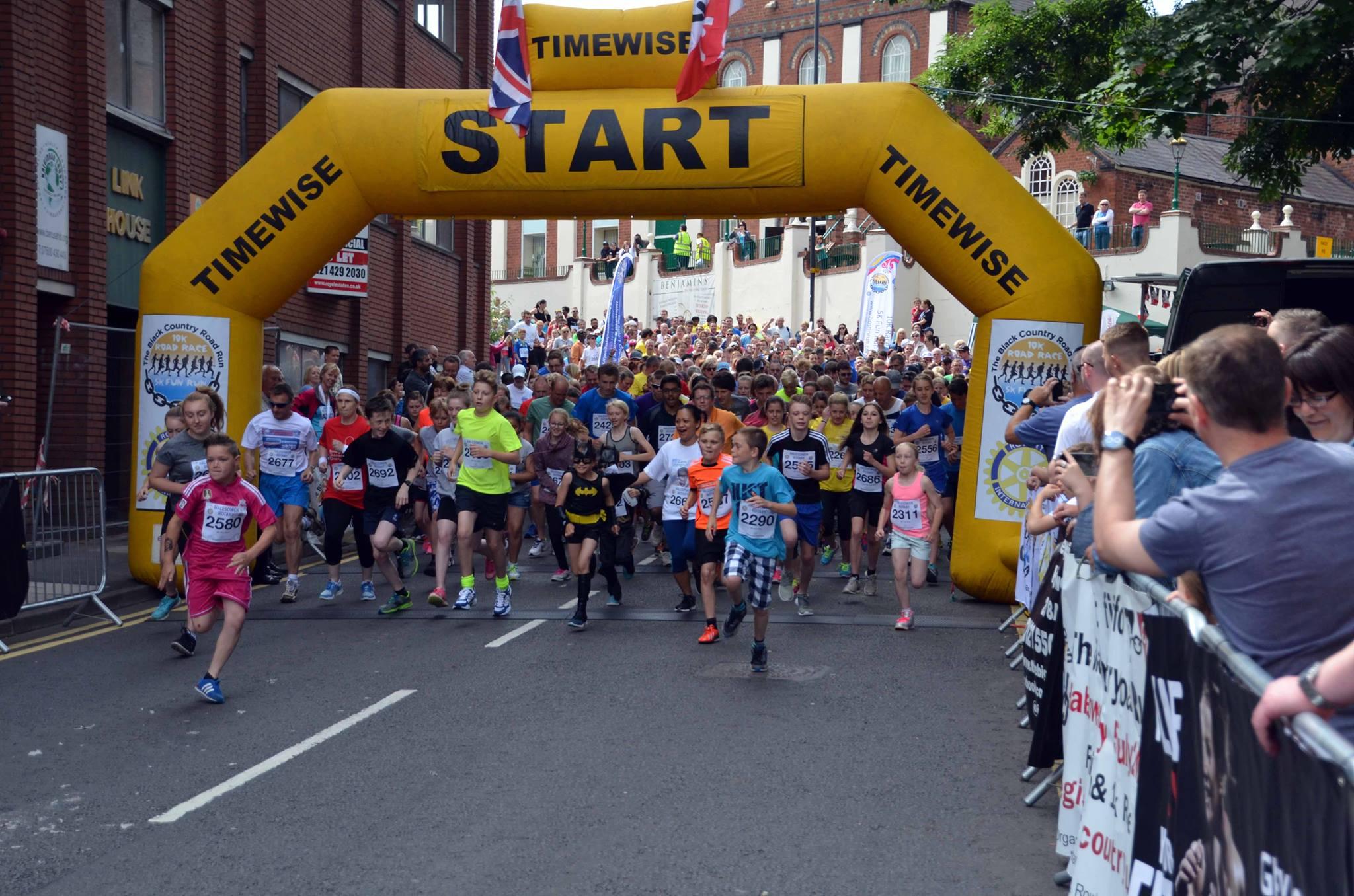 Birmingham Black Country Half-Marathon