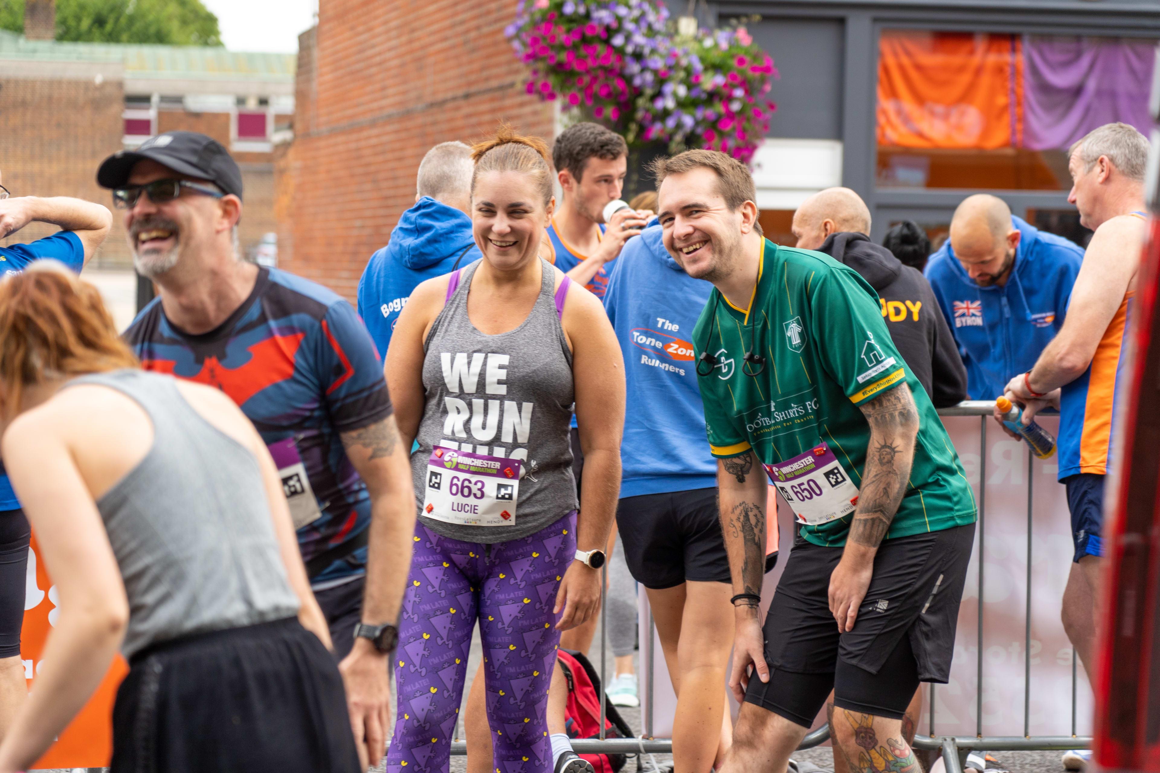 Winchester Half Marathon 2022
