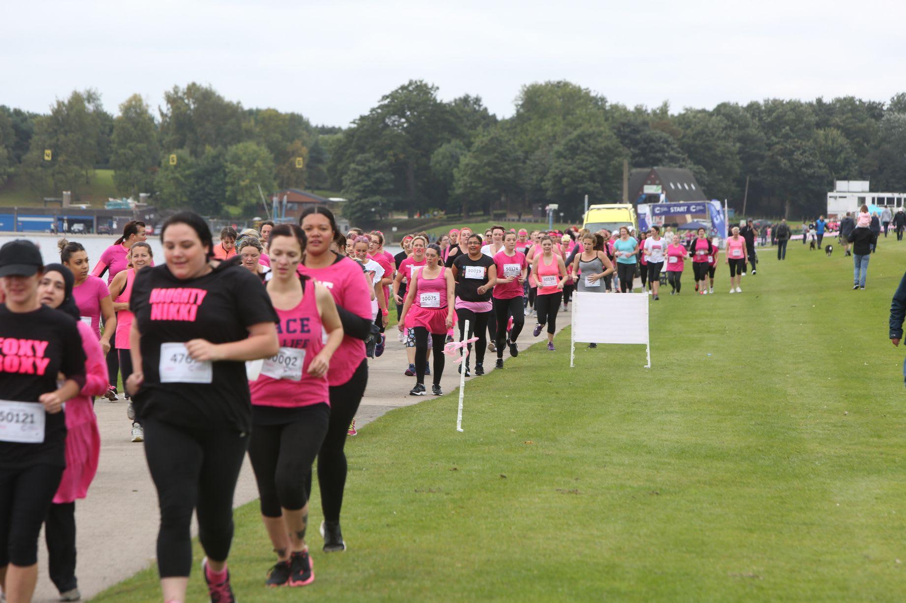 Race for Life 5K & 10K – Nottingham
