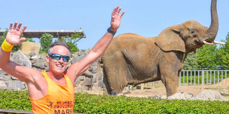 Chester Zoo 10k - October