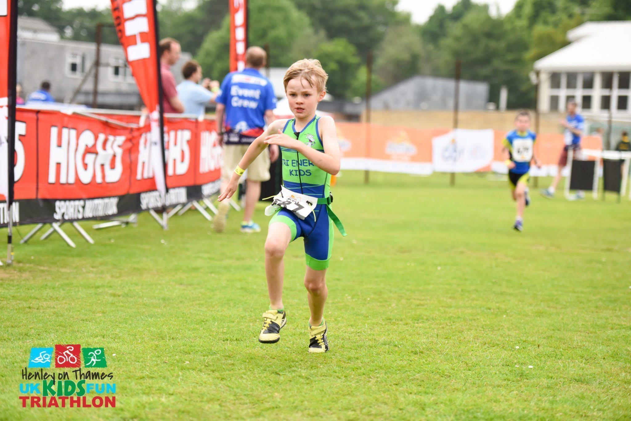 Henley Kids Fun Triathlon