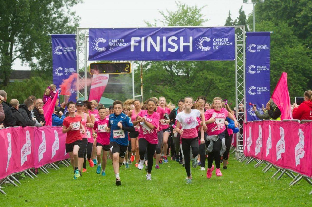 Race for Life 5K – Cwmbran