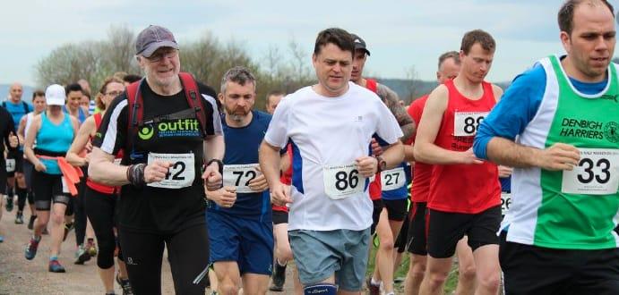 Vale of Clwyd Half Marathon