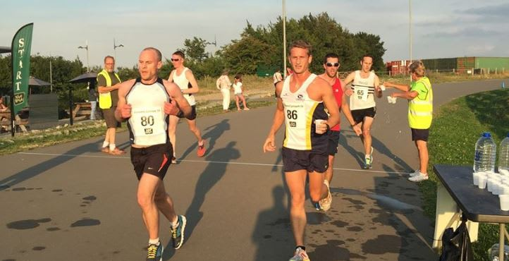 The Gravesend Floodlit 10k and 5k Series - Race 9