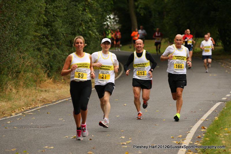 Pleshey Half Marathon