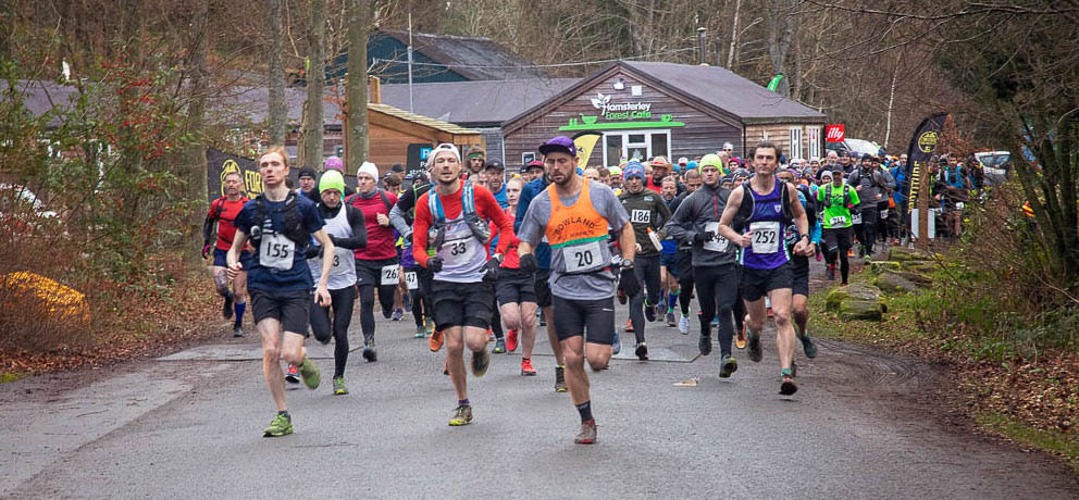 Hamsterley Forest Winter Trail Half Marathon and 10k