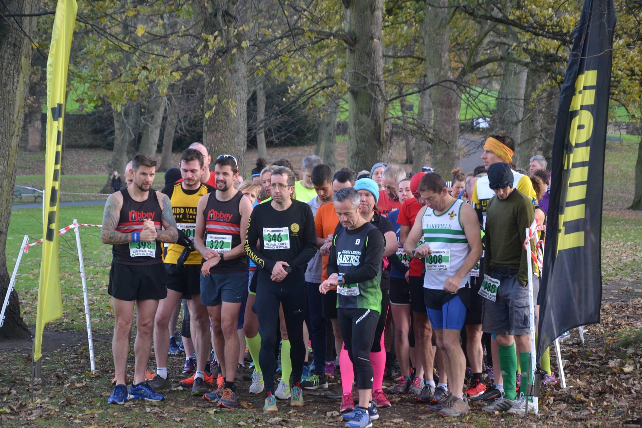 Kirkstall Abbey Trail Running Festival