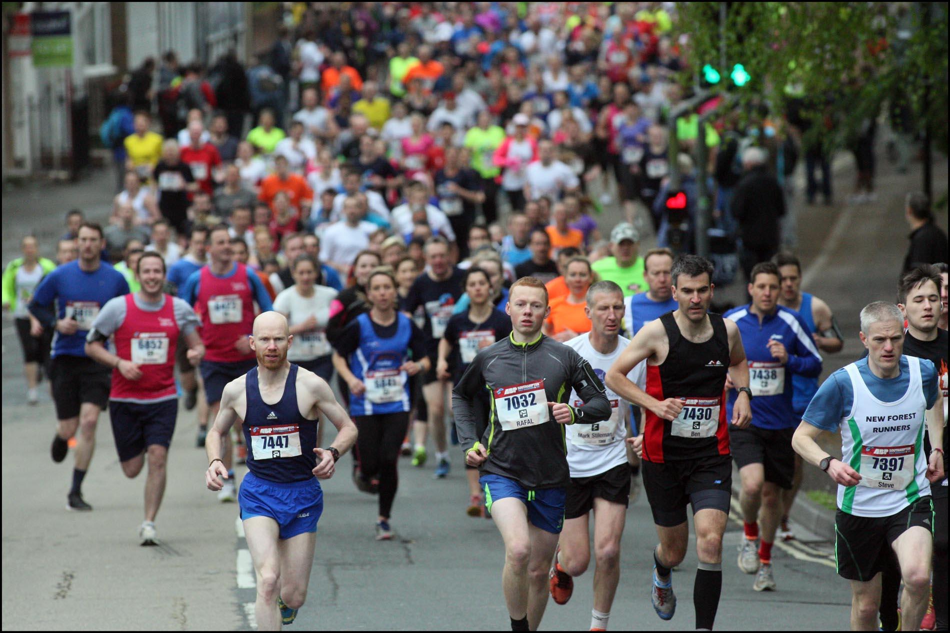 Rugby Half Marathon
