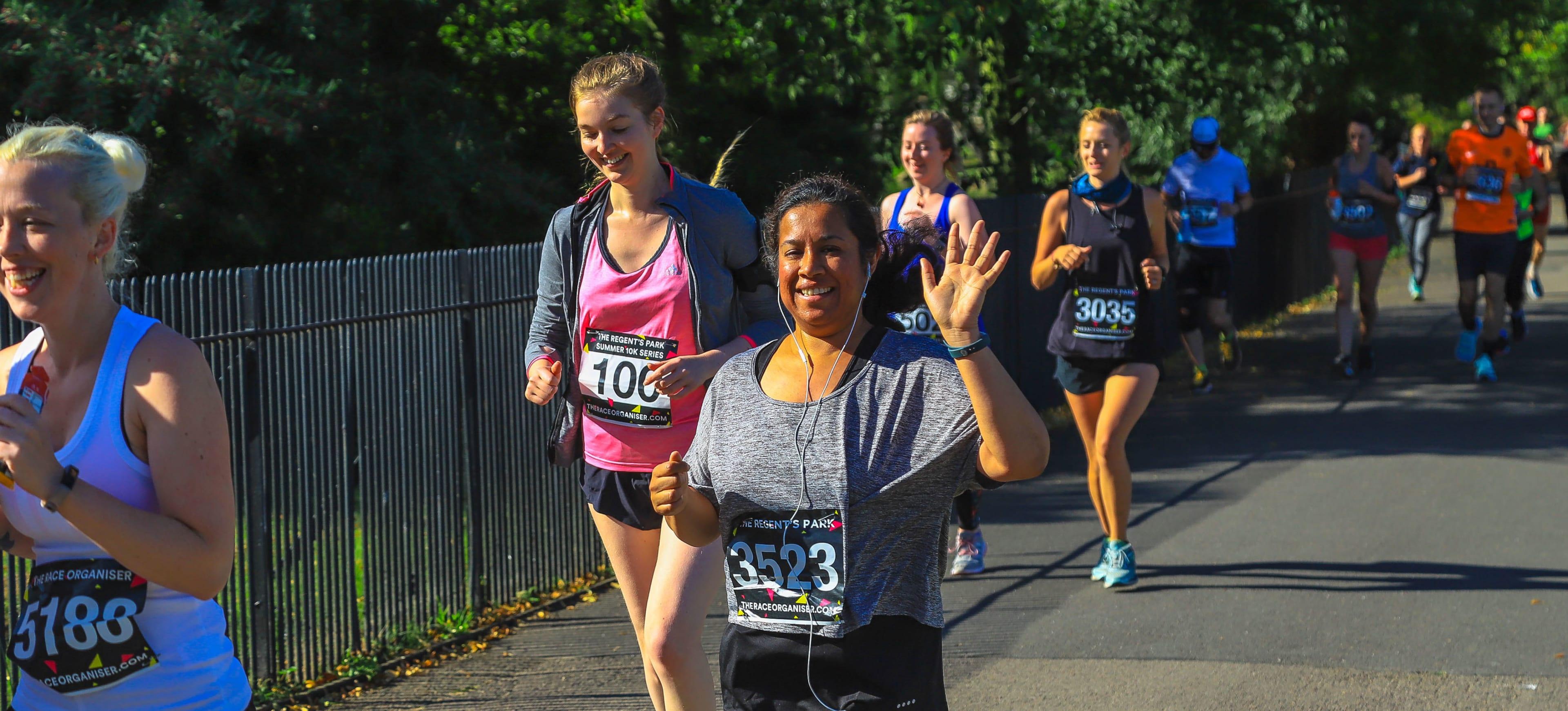 Battersea Park Runs