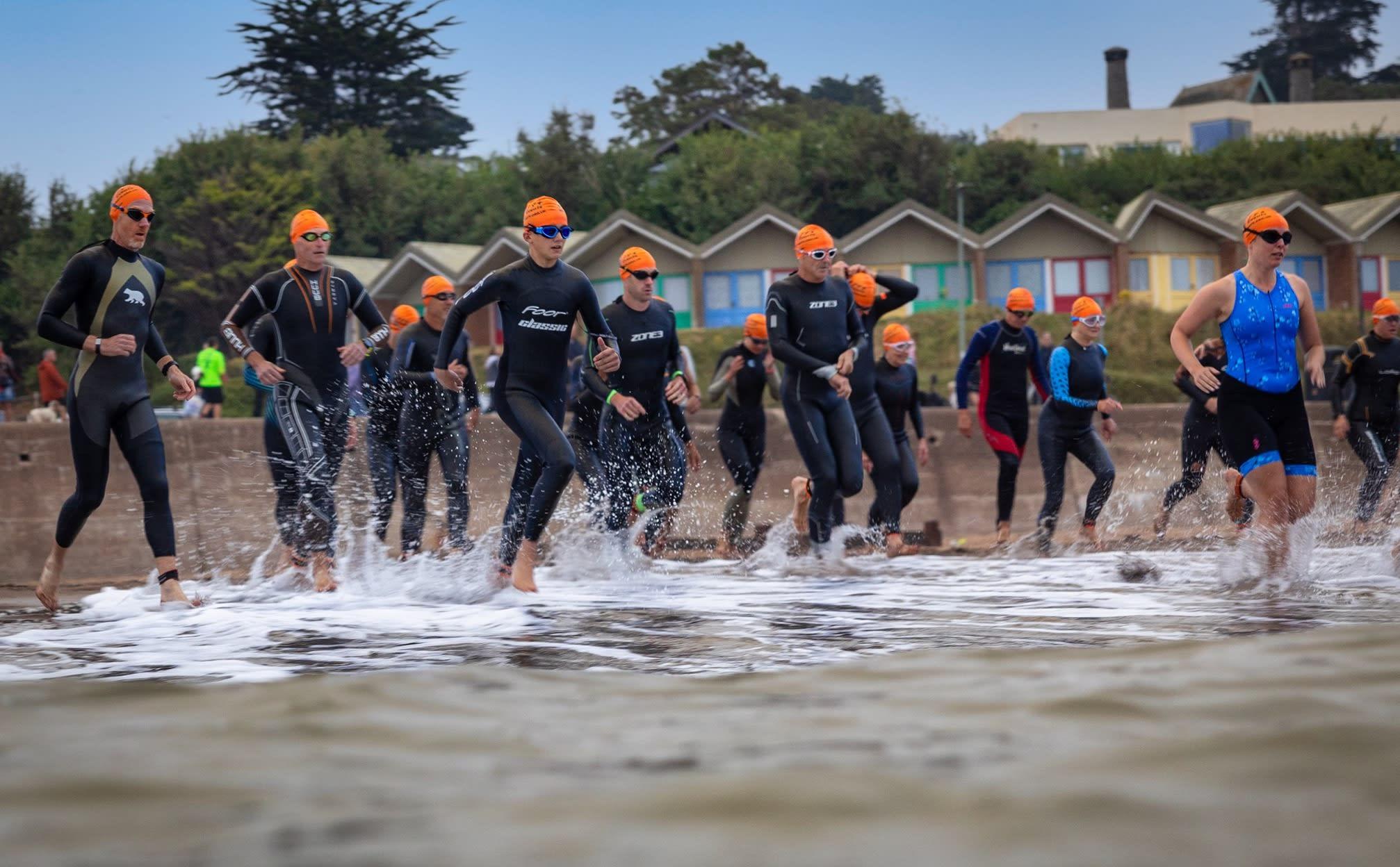 Exmouth Openwater Sprint Triathlon