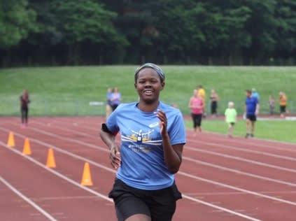 5000m Track Event - November