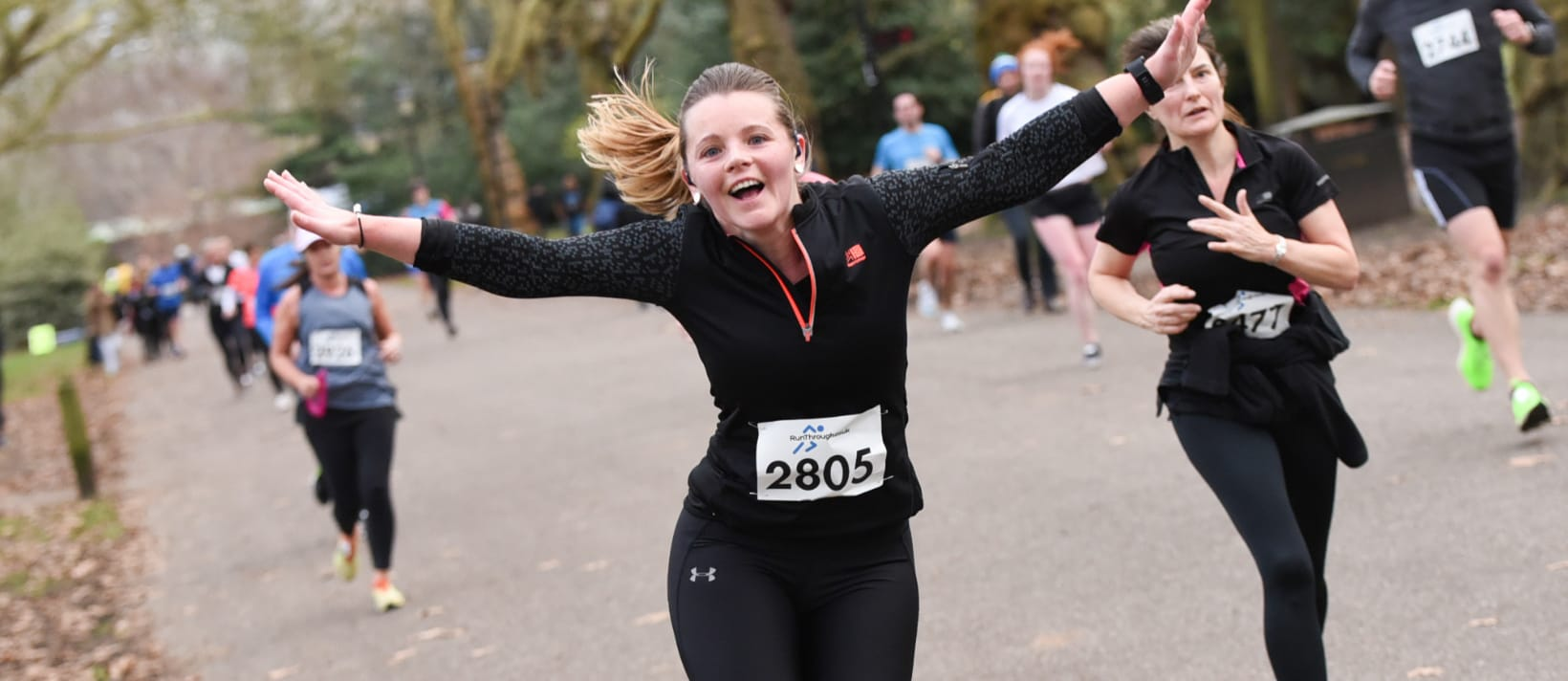 Battersea Park Half Marathon - September