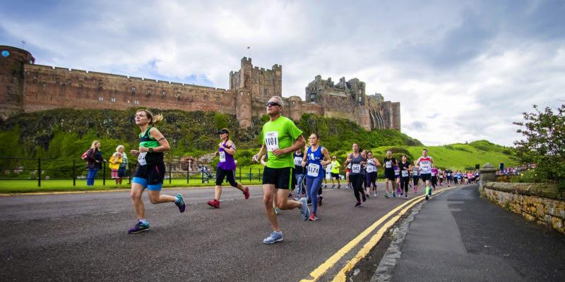 Run Northumberland Bamburgh 10k
