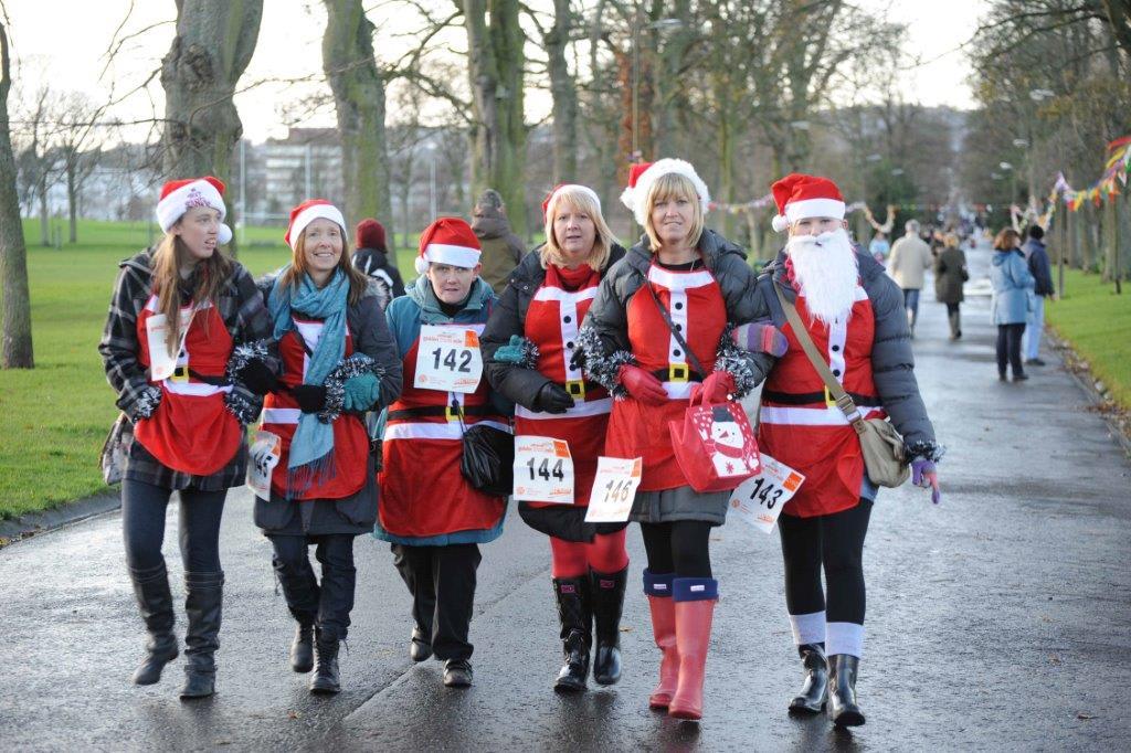 The Edinburgh Christmas 10k Walk - 2022
