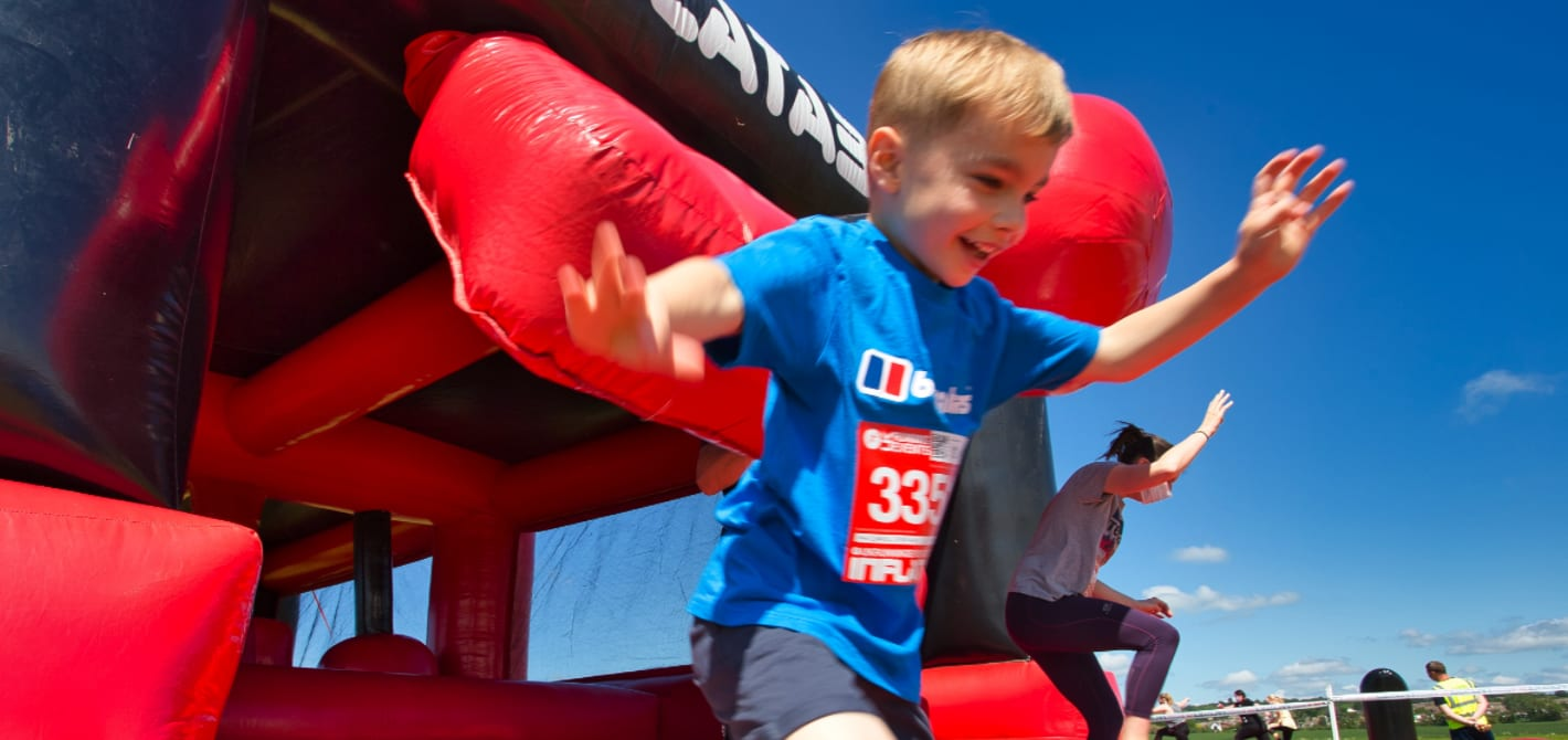 Inflatable Runs – Exeter