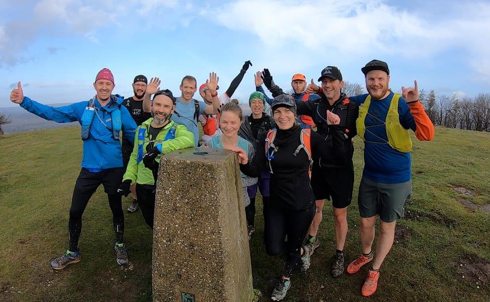 South Downs Way Ultra Run - December