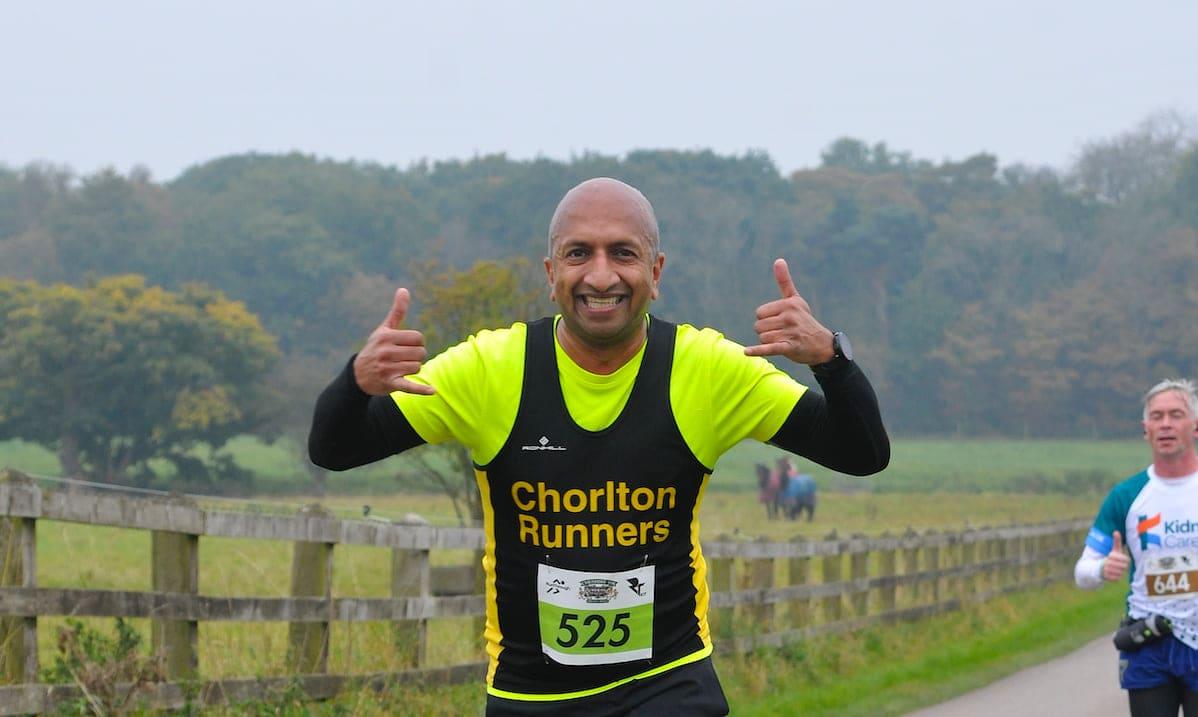 Cheshire Half Marathon