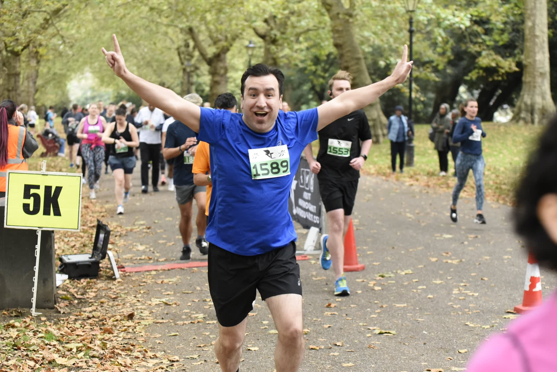 Chase the Moon Battersea Park 5k & 10k - October